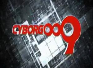 Cyborg 009 title