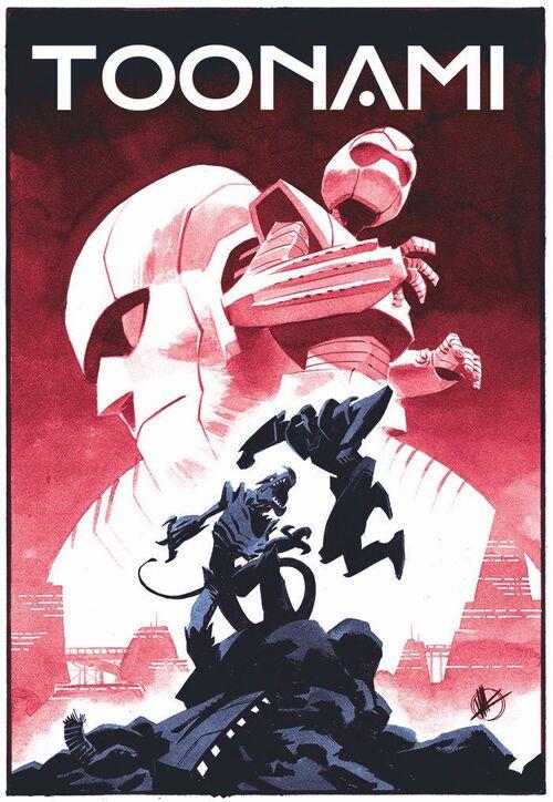 Toonami Comic (2016)