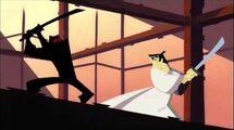 Samurai Jack AS Toonami Intro 5