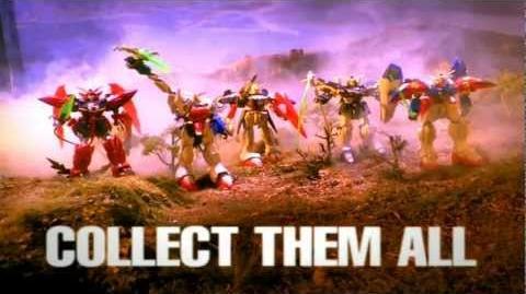 Gundam Wing Model Kit Commercial (1080p HD)