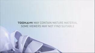 Toonami Disclaimer January 2013