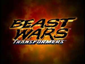 Beast Wars title card