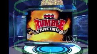 Rumble Racing - Toonami Game Review (2017 Remaster)
