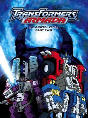 Transformers Armada DVD2