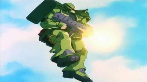 Toonami - Gundam 0080 Intro (1080p HD)