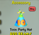 Toon Party Hat