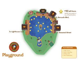 Donald's Dock Map