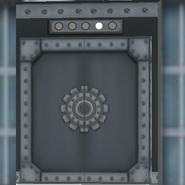 Elevator closed