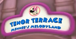 Tenor Terrace Tunnel