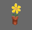 The Flower Pot Gag Texture