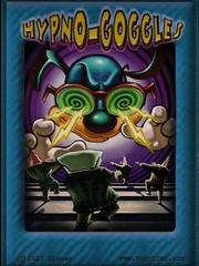 Hypno- goggles card