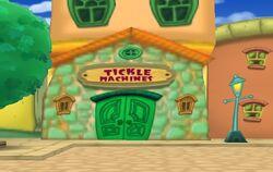 Tickle Machines