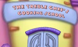 The Treble Chef's Cooking School