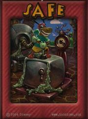 Safe card