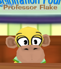 Professor Flake