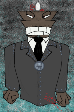 The Chairman by Toonimizer