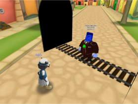 Railroad battle