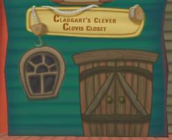 Claggart's Clever Clovis Closet