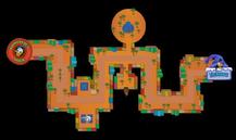 Street Map Lighthouse Lane