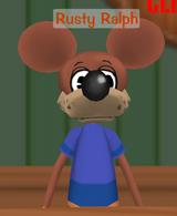 Rusty Ralph