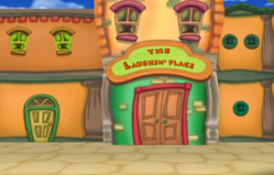 The Laughin' Place
