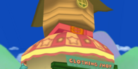 Toontown Central Clothing Shop