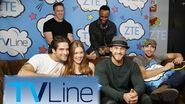 Teen Wolf Interview - TVLine Studio Presented by ZTE at Comic-Con 2016