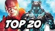 The Flash vs Savitar TOP 20 Fastest Flash Speedsters Explained