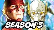 The Flash Season 3 Tom Felton Villain Theories