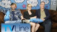 Big Bang Theory Interview - TVLine Studio Presented by ZTE at Comic-Con 2016