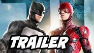 Justice League Teaser Trailer - Batman and The Flash