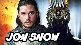 Game Of Thrones Season 7 Jon Snow Father Explained