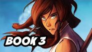 The Legend Of Korra Book 3 - Top 5 Characters