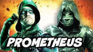 Arrow Season 5 Episode 15 Prometheus Revealed TOP 10 and Easter Eggs