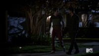 Teen Wolf Season 3 Episode 2 Dylan O'Brian and Tyler Posey Scott McCall and Stiles Party Time