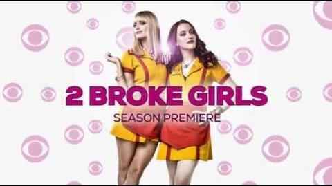 2 Broke Girls - Season 3 - Teaser Promo