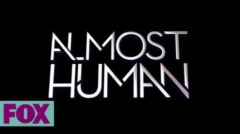Official Trailer ALMOST HUMAN FOX BROADCASTING