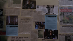 """Information about """"Harrison Wells"""" Barry gathered"""