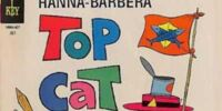Top Cat (Gold Key) 11