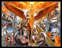 Angelus heritage by nebezial