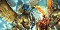 Angelus Warrior