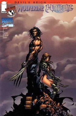 Wolverine-Witchblade 1b