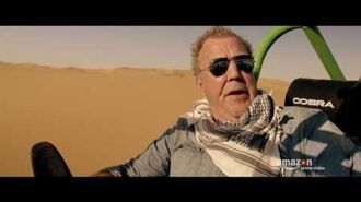 The Grand Tour Namibia Special - Trailer