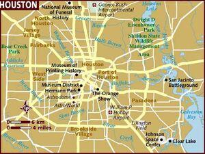 Houston map 001