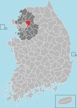Namyangju map 001