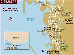 Gibraltar map 001