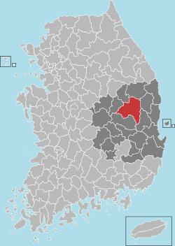 Andong map 001
