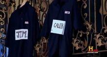 Caleb Giddings shirt