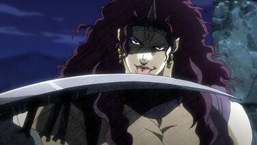 Kars-jojo-anime
