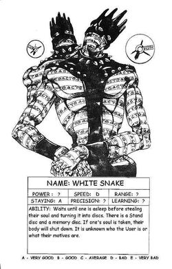 Enrico Whitesnake